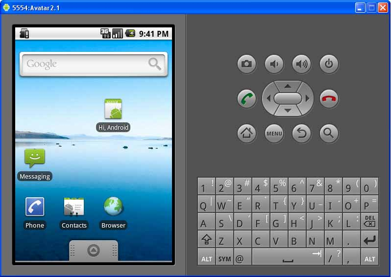 AndroidVM
