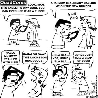 QuadCores #1